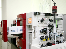 AKTA Protein Purification system
